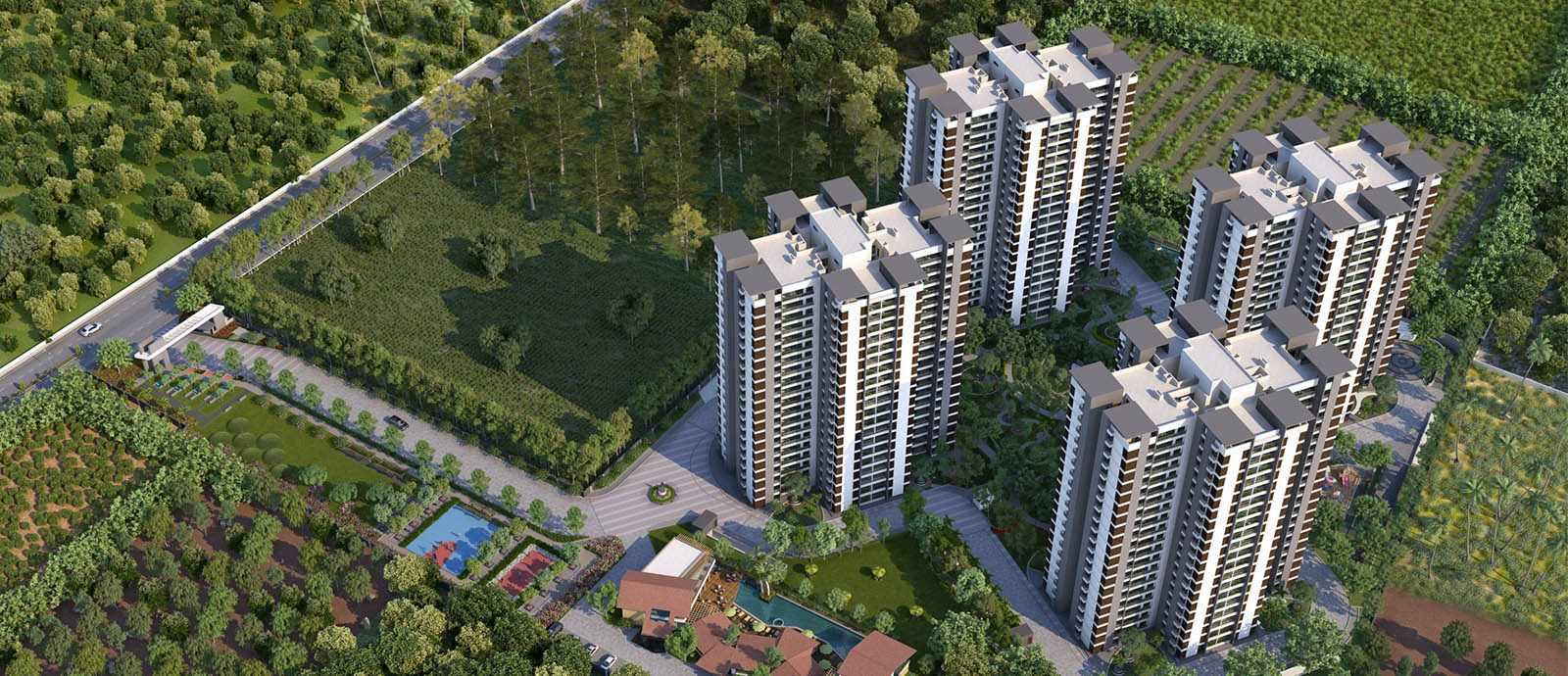 Alembic Urban Forest In Whitefield Bangalore Reviews