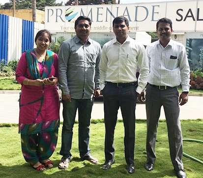 Ozone Promenade 2 BHK - Snigdha Jadhav, Vinay Kokitkar - Ravi, Vinod Kumar (Ozone Sales)