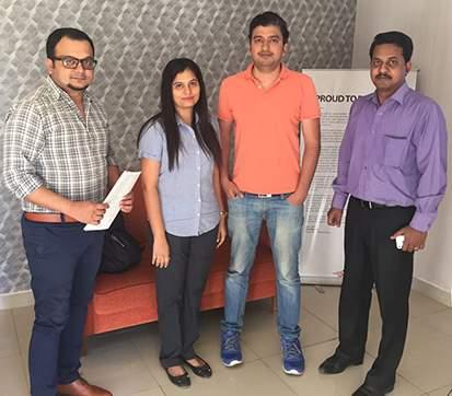 Ozone Promenade 3 BHK - Mrs. Ankita Sharma, Mr. Ashutosh Pandey - Shashi, Vinod (Ozone Sales)