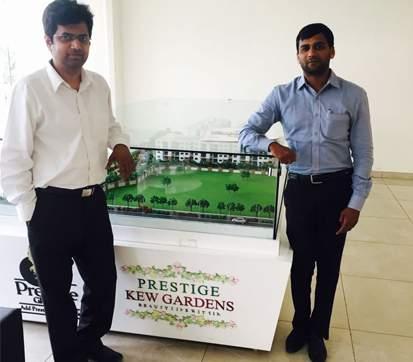 Prestige Kew Gardens 3 BHK - Prashanth - Ravi (Homznspace)