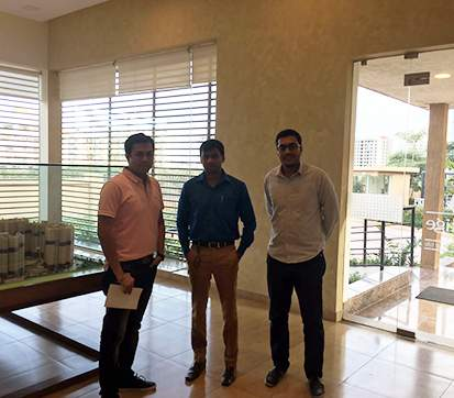 Prestige Sunrise Park 2.5 BHK - Prasamith Kalith - Ravi, Syed (Sales) 1