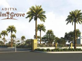 Aditya Palm Grove Plots Main A