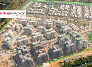 Main A - Mahindra World City Aqualily Chennai