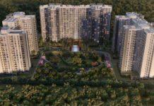 Main Elevation - Godrej Royale Woods Devanahalli