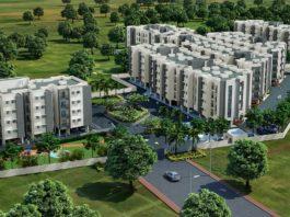 Main Elevation A - Casagrand Sereno Chennai