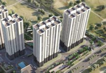 Aerial View - Prestige Tranquil Hyderabad