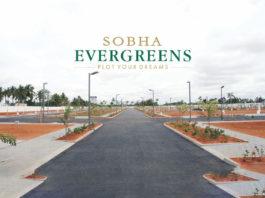 Main View A Sobha Evergreens