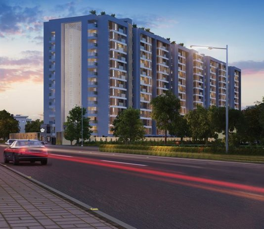 Elevation Main - Purva Somerset House Guindy