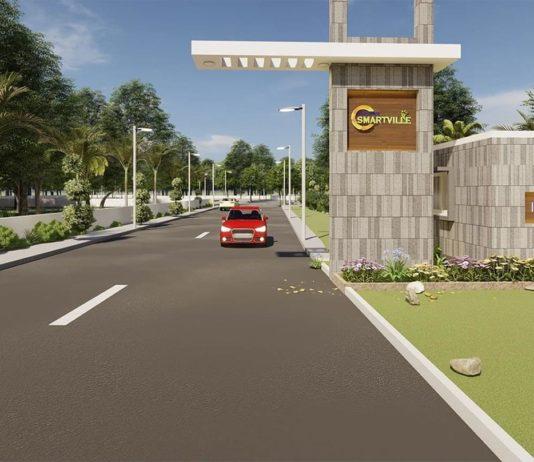 Entrance-View - Radiance Smartville Plots