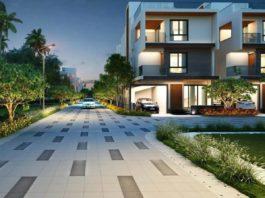 Main Elevation - 42 Queens Square Villas Sarjapur