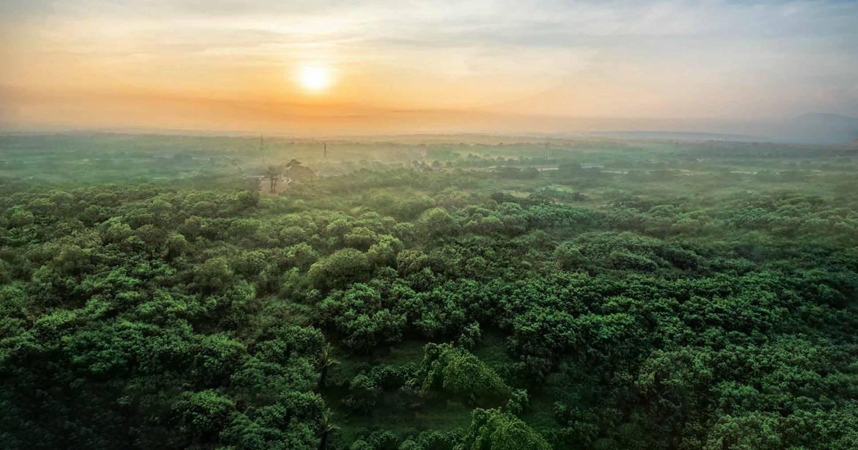 View Elevation - Godrej Ananda Bagalur