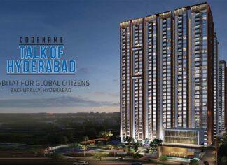 Main Elevation - Urbanrise Codename Talk Of Hyderabad